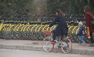 昆明警方给家长发公开信:未满12周岁不能骑共享单车上学