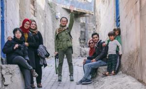 探访土叙边境难民:中国人初次来做志愿服务