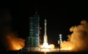天舟一号将与天宫二号进行3次交会对接,将在轨飞行约2个月
