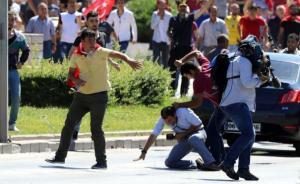 """土耳其总理宣布将启动修宪进程,又有42名记者被""""大清洗"""""""