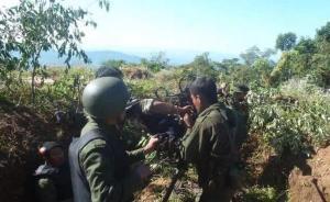 缅方喊话缅北联合军:放弃武器可不签停火协议参与政治对话