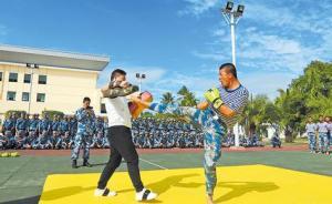 一堂最接近实战的训练:当特战队员遭遇格斗冠军