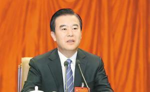 李谦当选河北衡水市委书记,王景武、郑丽荣当选市委副书记