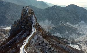 """科学家在新疆用遥感技术探测地下遗迹,""""复原""""消失的古长城"""
