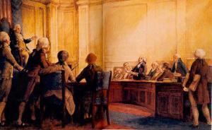 美国人如何塑造宪法第一修正案