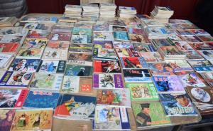 上海文庙旧书市场现状:除了门票还是1元,其他都变了