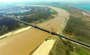 """山东济南:启动""""携河""""发展规划编制,将黄河变为城市内河"""