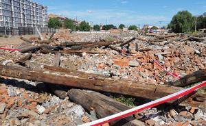 国家文物局:做好哈尔滨刘亚楼旧居等被毁文物建筑的恢复重建
