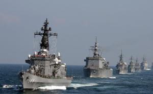 """""""加贺""""入役新八八舰队配齐,日本旧海军主力舰名正全面回归"""