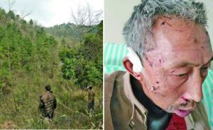 贵州一六旬老汉深山丛林中遇袭,血战野猪8小时终将其砍死