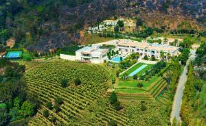 """2017年3月24日报道,美国西海岸,房地产大亨Jeff Greene将他在贝弗利山的豪宅""""爱之宫""""以1.29亿美元的价格出售,成为美国最贵豪宅。2014年时Jeff Greene曾将他的""""爱之宫""""以1.95亿美元挂牌出售,因为没卖掉,就以47.5万美元一个月的租金将它租了出去。现在Greene把生意的重心都放在了东海岸,所以想卖掉这栋位于西海岸的豪宅。东方IC 图"""