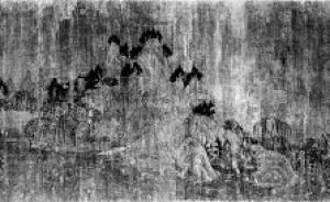 私人藏王维山水画(传)将亮相美国,专家称画虽古未必是王维