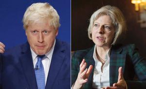 带领英国脱欧的伦敦前市长将要竞选保守党党魁,直指首相宝座