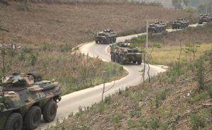 南部战区在中缅边境组织陆空联合演习,展示维护国家安全决心