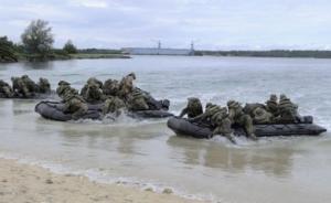 """日本组建""""海军陆战队""""妄图实际控制钓鱼岛,中国外交部回应"""