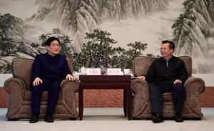 杭州副市长张建庭受邀赴西安作专题报告,为西安旅游支招