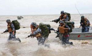 中国是否在扩充海军陆战队,国防部:相关改革措施正在推进