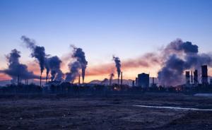 河南商丘治理大气污染强关企业和饭店,市民买馒头要跑到郊区