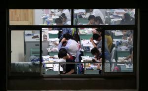 """合肥一高中跨市""""掐尖""""招生,致蚌埠70名高分生学籍没着落"""