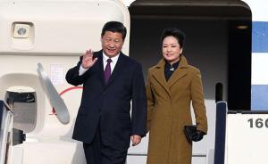 习近平离京对芬兰进行国事访问并赴美国举行中美元首会晤
