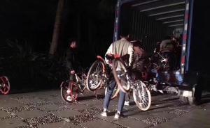 万辆共享单车攻陷深圳湾公园:政府企业连夜开紧急会宣布清场