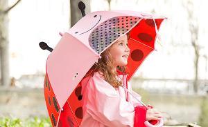 春雨绵绵,与其让孩子闷在室内不如带TA出去感受雨