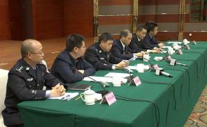 泸州公安局长:未现欺凌,网传五个领导的儿子胁迫死者系谣言