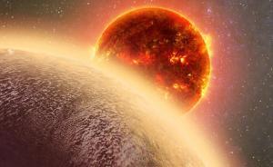 """欧洲天文学家首次在""""类地球""""系外行星上发现大气层"""