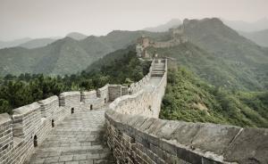 """英国媒体:中国严打长城""""偷砖""""行为"""