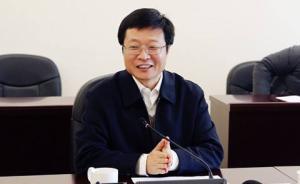 安徽芜湖市委副书记、市长潘朝晖出任市委书记