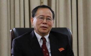 朝鲜副外相:朝鲜每周每月每年都将测试导弹