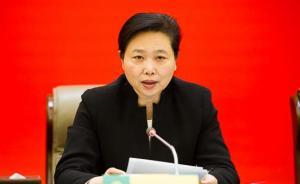 湖北省委常委王艳玲兼任省委宣传部部长