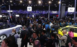 上海车展| 113辆新车全球首发,1400辆整车首日亮相
