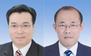 商奎任重庆市渝中区区长,扈万泰调任市民防办党组书记