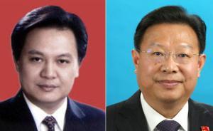 潘启胜拟任湖北省国资委主任,杨智拟任荆州市委书记