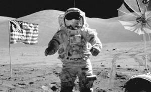 """科学家:""""阿波罗""""登月真实性证据满满,月球上有大量遗留物"""