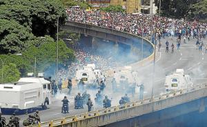 """委内瑞拉危机的背后,是拉美""""右转""""还是""""石油诅咒"""""""