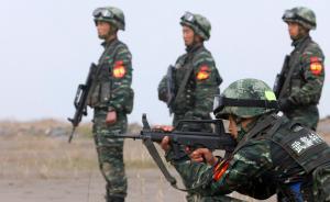 武警部队将进一步优化五级反恐力量,打造反恐拳头