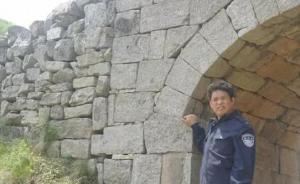 河北村民义务守护古长城20年:若被破坏,对不起祖宗和后代
