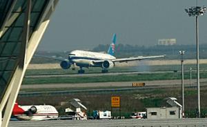 上海浦东机场明天下午启动航班延误预警,保障重大飞行任务