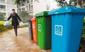 垃圾分类17年推进较慢如何提速?厘清居民、政府、企业责任