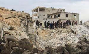美国承认在叙利亚误炸清真寺,此前俄叙政府军遭怀疑
