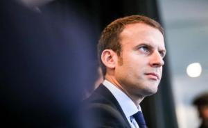 马克龙当选法国新一任总统,民调数据显示其获逾65%选票