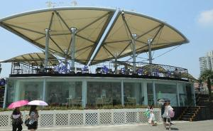 书店测评|上海三联书店金山城市沙滩店∶上海第一家海滩书店