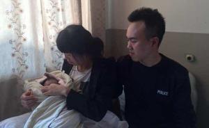 暖闻|贵阳孕妇出租车上生产,紧急时刻的哥逆行送医抢救成功
