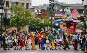 上海迪士尼乐园将迎来第1000万名游客,已超出最乐观预测