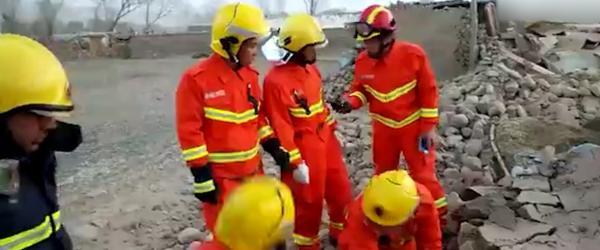 新疆塔县地震已致房屋倒塌3千余间,经济损失逾8亿元