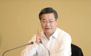 """武汉市委书记:开辟""""第二信访局"""",引导群众上访变""""上网"""""""