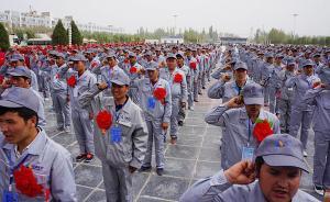 """新疆日报评""""喀什和田10万人就业"""":让群众有事干利于团结"""