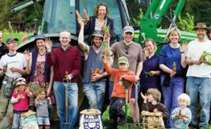 """欧洲的""""团结农业"""":建立合作互惠的社群精神"""